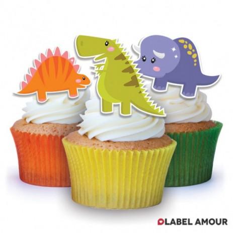 Dinosaur Edible Tinker Toppers