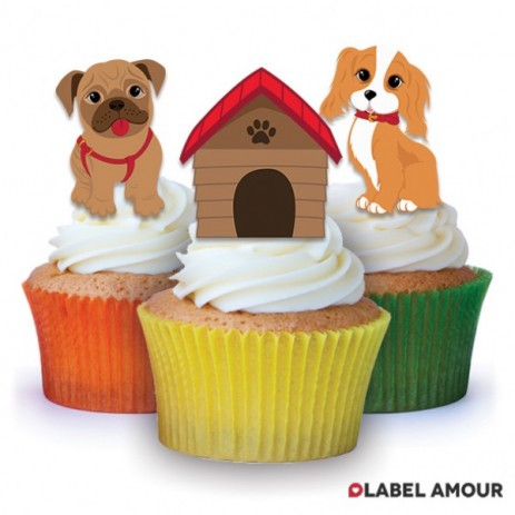 Dog Edible Tinker Toppers