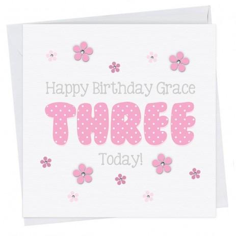 Edie Happy Birthday Card