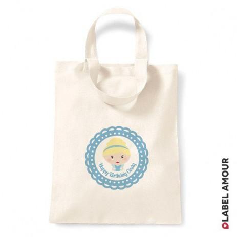 Holly Birthday Tote Bag