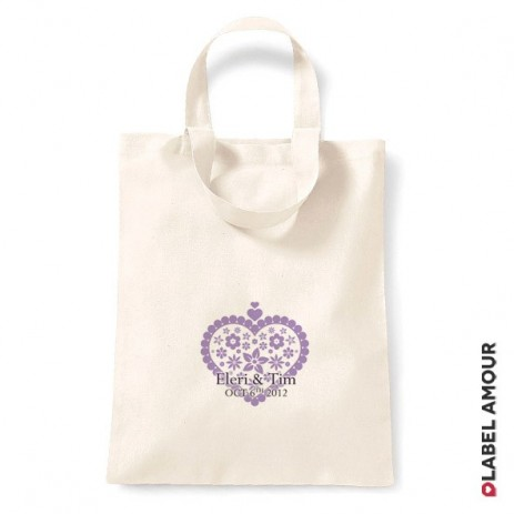 Jarvis Wedding Tote Bag
