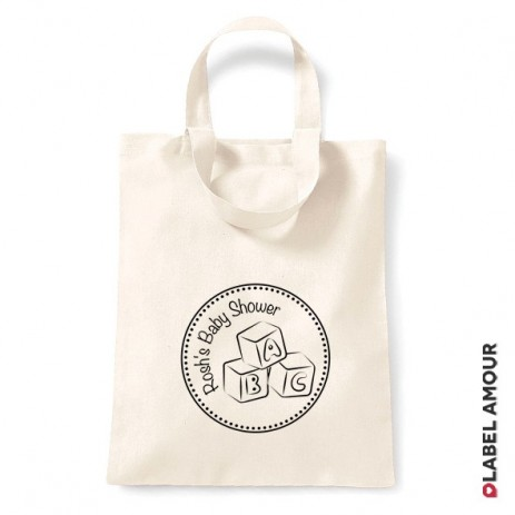 Lawson Baby Shower Tote Bag