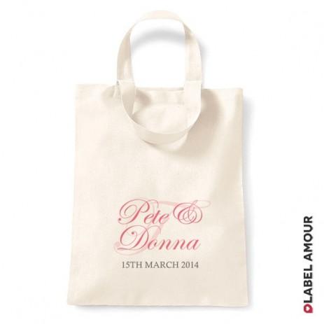 Lowe Wedding Tote Bag