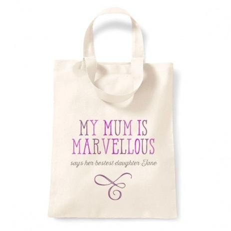 Marvellous Mum Tote Bag
