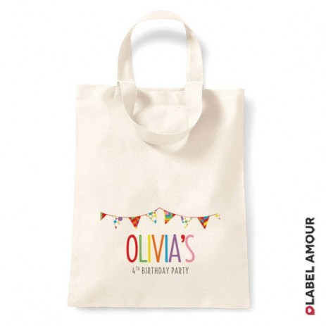 Mills Birthday Tote Bag