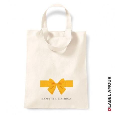 Nicolas Birthday Tote Bag
