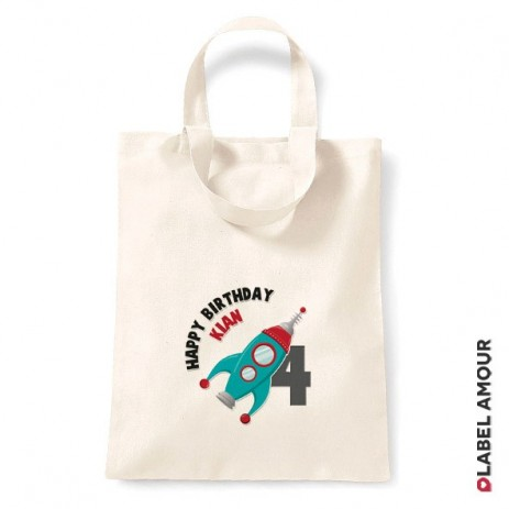 Pace Birthday Tote Bag