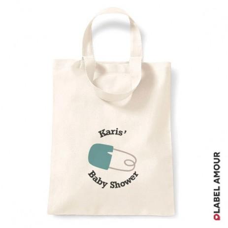 Payne Baby Shower Tote Bag