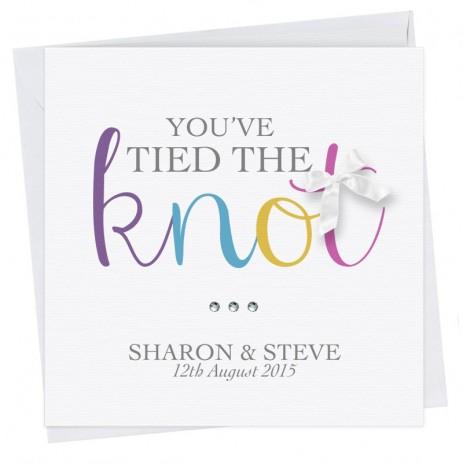 Sharon Wedding Card