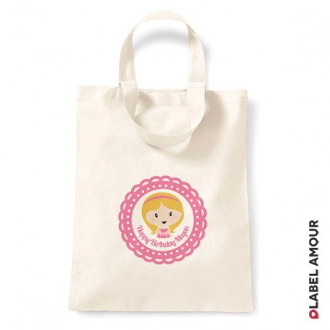 Talia Birthday Tote Bag