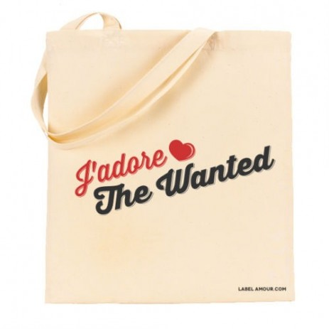 J'Adore The Wanted Tote Bag