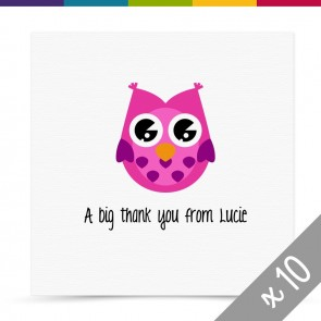 Alexina Thank You Card Pack