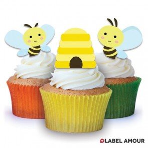 Bee Edible Tinker Toppers