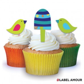 Bird Edible Tinker Toppers