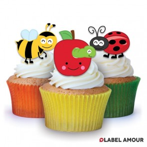 Bug Edible Tinker Toppers