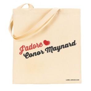 J'Adore Conor Maynard Tote Bag