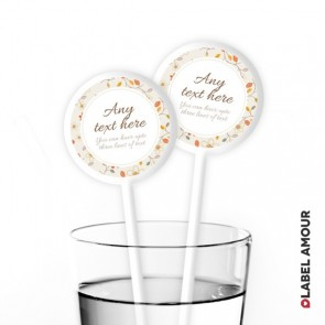 Edmonds Cocktail Stirrers