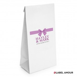 Fairhurst Wedding Paper Bags