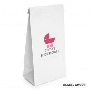 Fraser Baby Shower Paper Bags
