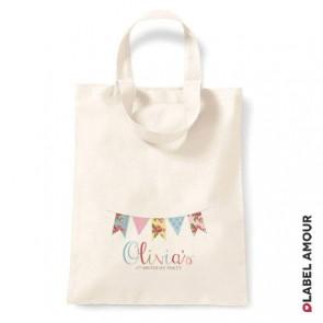 Glennie Birthday Tote Bag