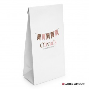 Hankins Birthday Paper Bags