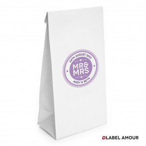 Hannam Wedding Paper Bags
