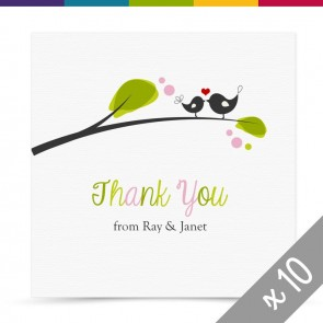 Harriette Thank You Card Pack