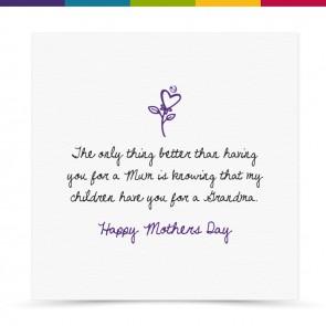 Hattie Mother's Day Card