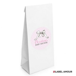 Josy Baby Shower Paper Bags