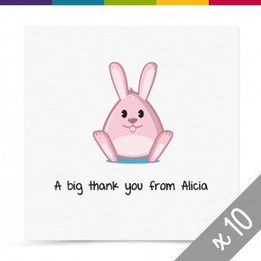 Kacey Thank You Card Pack