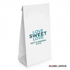 Keelan Wedding Paper Bags