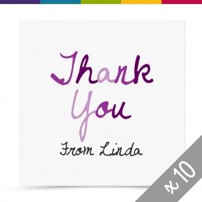 Kym Thank You Card Pack