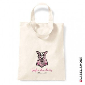 London Hen Party Tote Bag