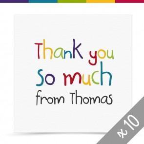 Lorena Thank You Card Pack