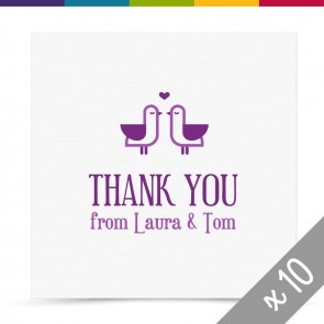 Lynne Thank You Card Pack