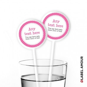Mariah Cocktail Stirrers