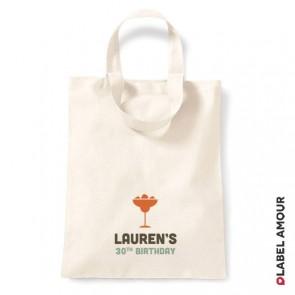 McCreath Birthday Tote Bag