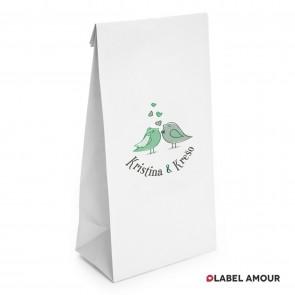 Newton Wedding Paper Bags