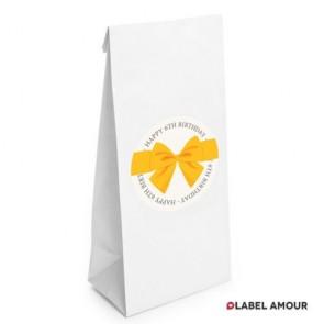 Nicolas Birthday Paper Bags