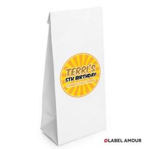 Oddie Birthday Paper Bags