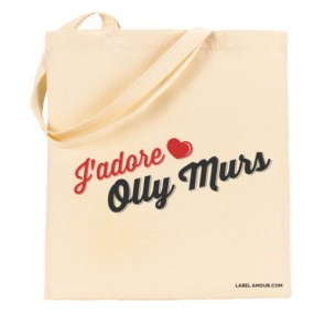 J'Adore Olly Murs Tote Bag
