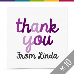 Rena Thank You Card Pack