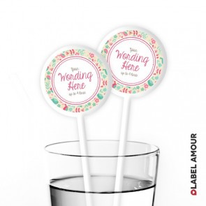Rodrigues Cocktail Stirrers