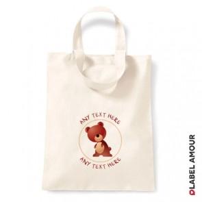 Storey Bear Tote Bag