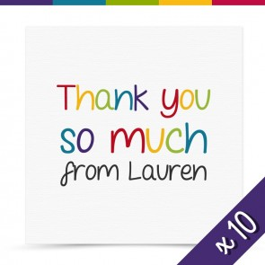Sudie Thank You Card Pack