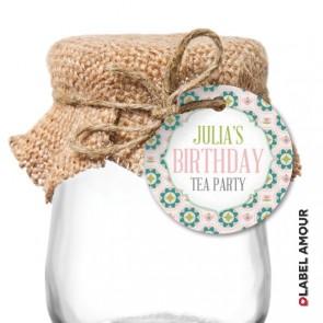 Thompson Birthday Hang Tag