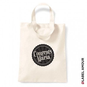 Webster Congratulations Tote Bag