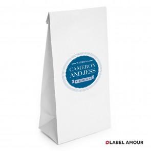 Whitlock Wedding Paper Bags