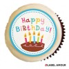 Solomon Birthday Edible Toppers