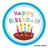 Solomon Birthday Label